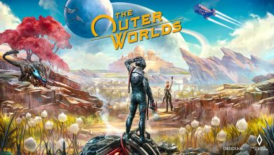 Photo of The Outer Worlds. It's not the best choice, it's Spacer's Choice!