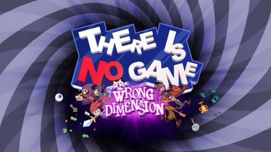 Photo of There Is No Game, Wrong Dimension